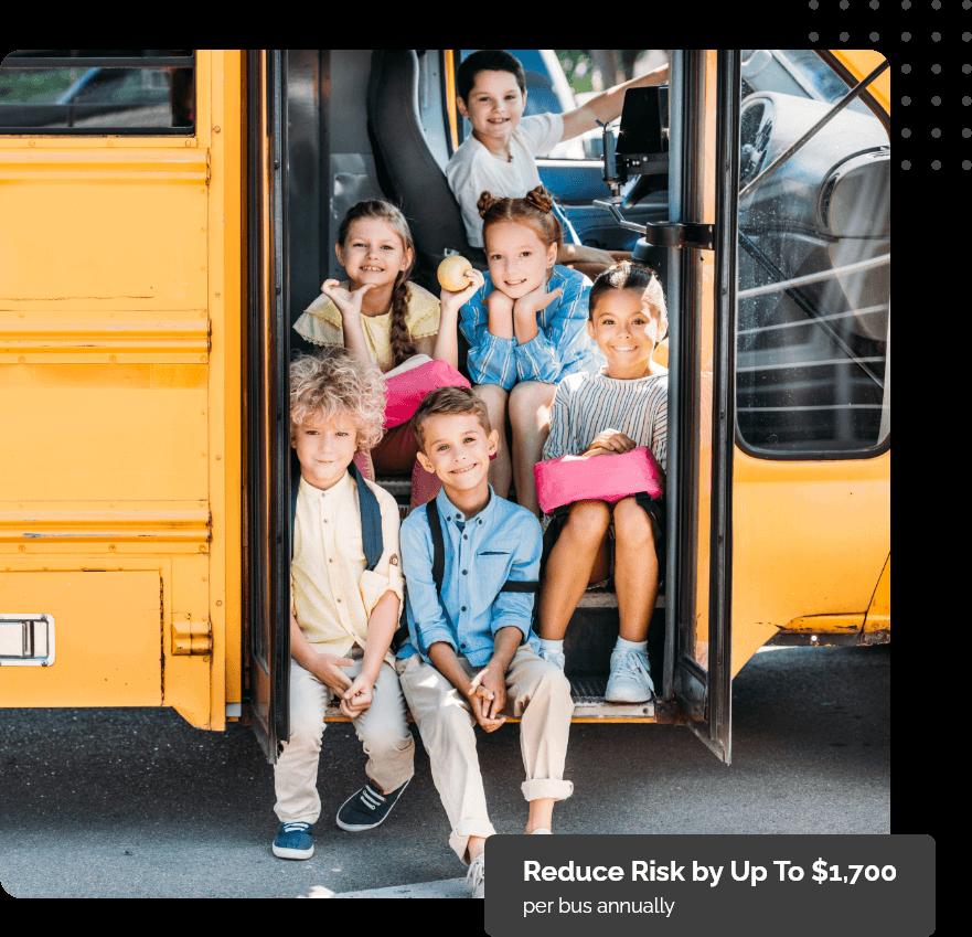 schoolbus-with-children